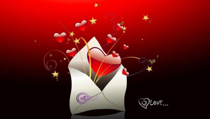 Как составить письмо любимому парню или мужчине?