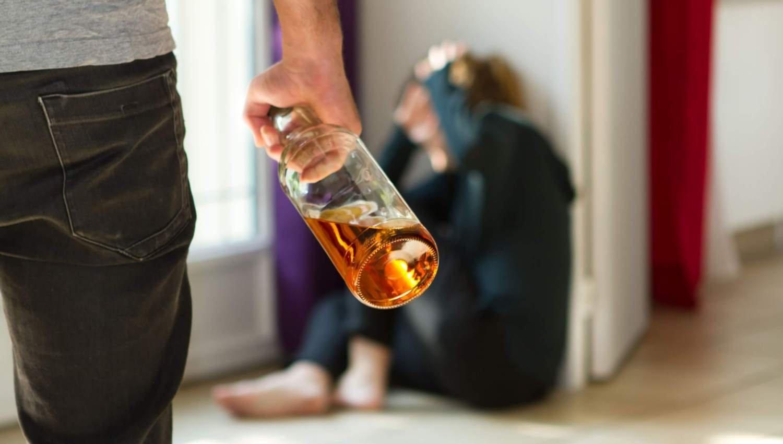 Пьющий муж – горе в семье