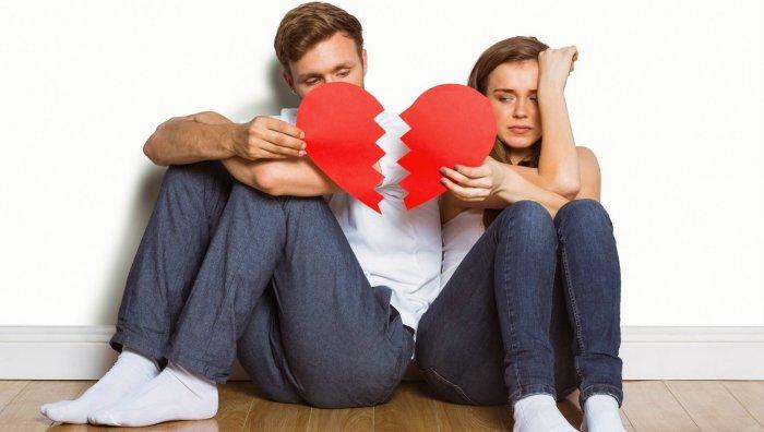 Кризисы отношений до брака