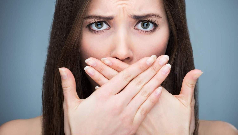 Неприятный запах изо рта лечение народными средствами