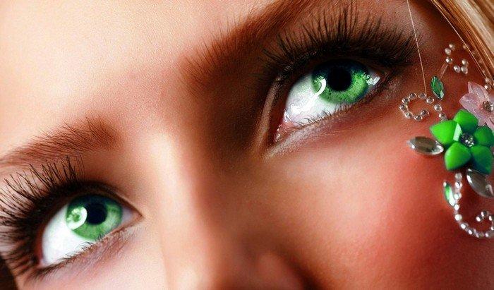 Макияж для зеленых глаз: дневной, вечерний, подбор теней для зеленых глаз.