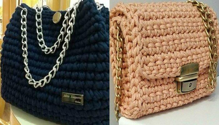 Женские сумки своими руками