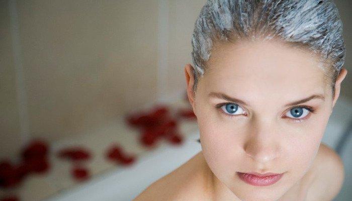 Маска для волос из кефира, кефир для волос – польза, кефирная маска для волос в домашних условиях