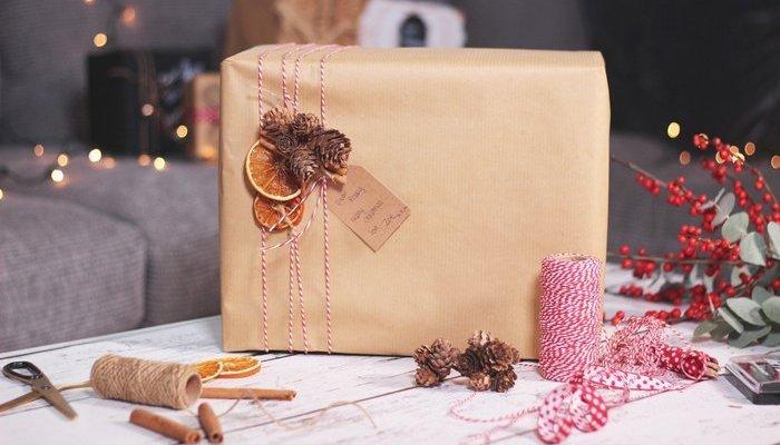 Как красиво упаковать подарок